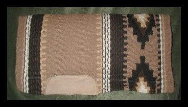 orthopedic saddle blanket